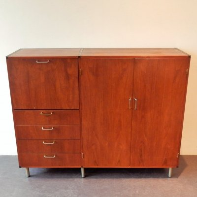 Made to measure CT71 cabinet by Cees Braakman for Pastoe, 1950's/1960's