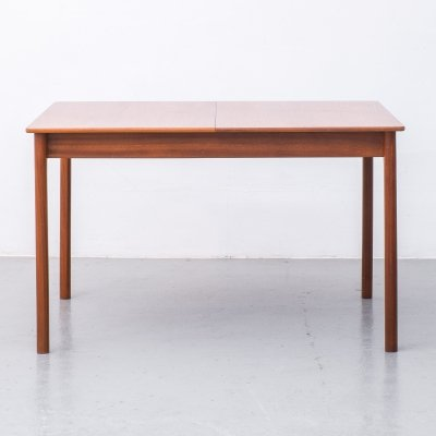 Extendable Teak Dining Table by McIntosh, 1960s