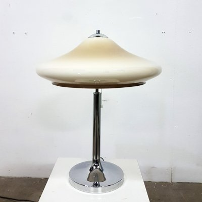 Space age design mushroom lamp, Germany 1960s
