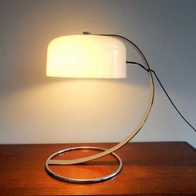 D-2125 desk lamp by Raak Amsterdam, 1970's