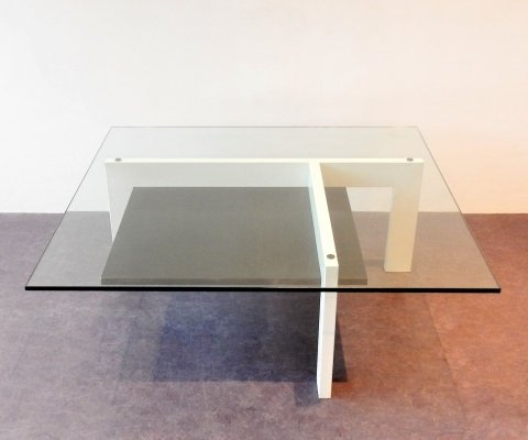 LTG coffee table by Sjaak Spoorendonk for Castelijn, The Netherlands 1980's