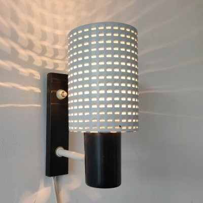 Hala 'Fiesta' wall lamp by H. Busquet, 60s