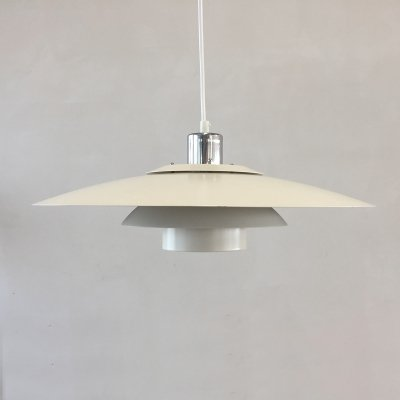 Danish hanging lamp model Lux by Design Light, 1970s