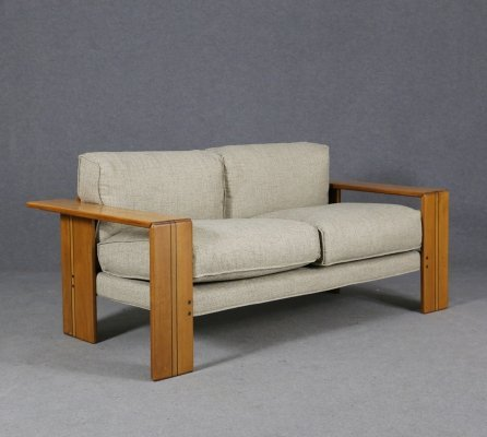MidCentury 'Africa series' sofa by Afra & Tobia Scarpa for Max Alto, 1975s