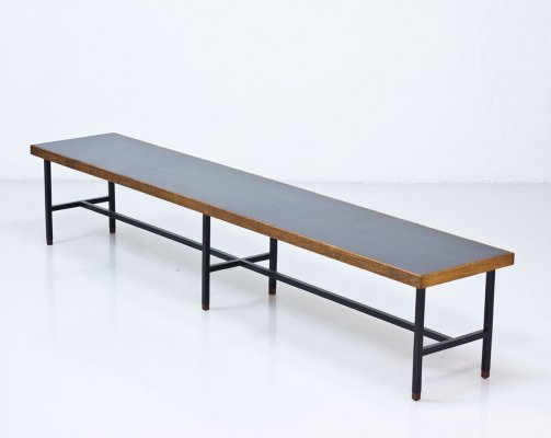 Danish Long Bench / Side Table by Kurt Østervig