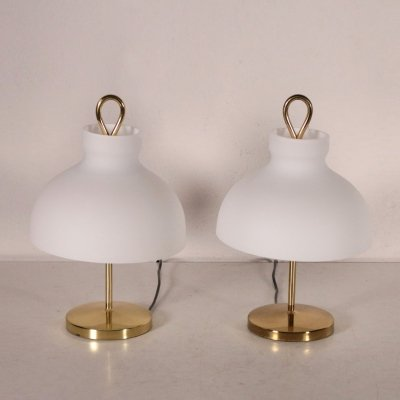 Pair of 'Arenzano' Desk Lamp by Azucena