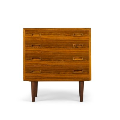 Mid-Century Rosewood Dresser by Carlo Jensen for Hundevad & Co., 1960s