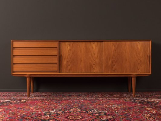 Teak Sideboard Model 18 by Omann Jun, Denmark 1960s