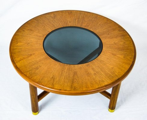 G PLAN Teak Wood Round Coffee Table
