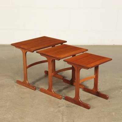 1960s Nesting Tables by G Plan