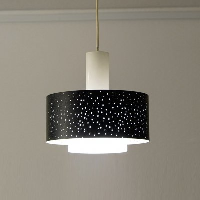 Midcentury Pendant Lamp by Ernst Igl for Hillebrand, 1950s