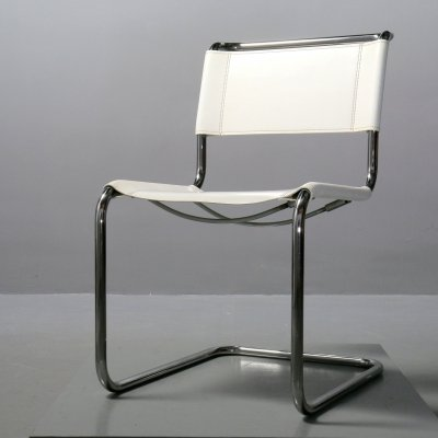 Thonet Chair S 33 by Mart Stam