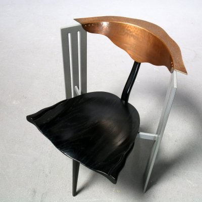 Chair Ota Otanek by Bořek Šípek for Vitra, 1988