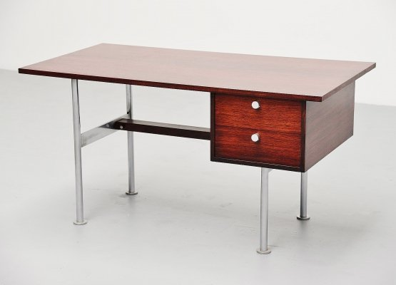 Alfred Hendrickx ladies desk by Belform, Belgium 1960