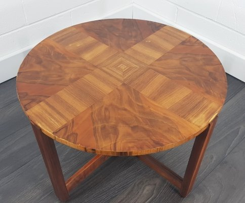Art Deco Side/Coffee Table, 1930s
