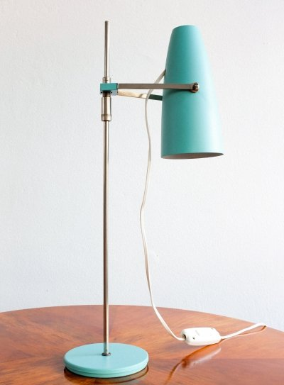 Industrial table lamp, 1960s