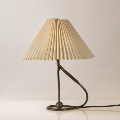 Le Klint 306 Lamp in Brass by Kaare Klint, Denmark 1950s