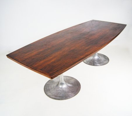 Maurice Burke for Arkana Palisander Rosewood Dining Table