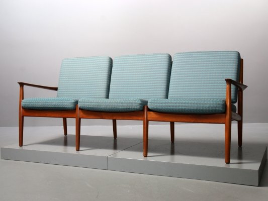 Sofa by Svend Age Eriksen for Glostrup, Denmark 1970s