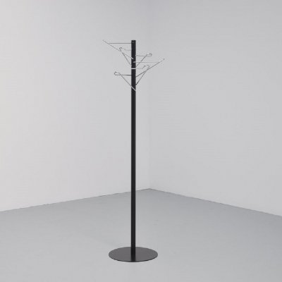 Dutch modernist design coat stand, 1960