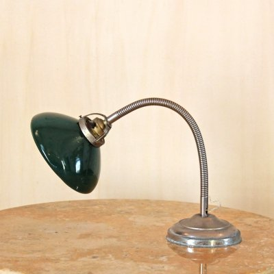 Early 20th century vintage lamp in Bauhaus style