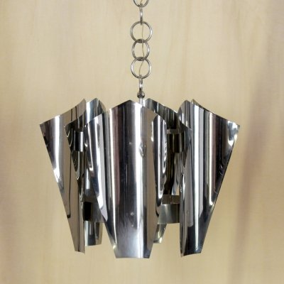 1970 space age chandelier