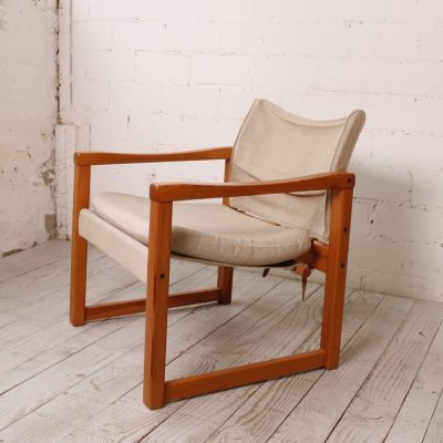 'Diana' Armchair by Karin Mobring for IKEA, 1970s