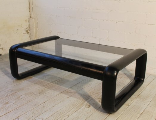 'Hombre' Coffee table by Burkhard Vogtherr for Rosenthal Einrichtung