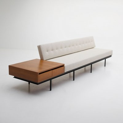 Mid-Century Florence Knoll sofa, 1950s