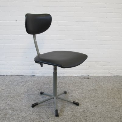 Vintage Brothers de Wit Schiedam office chair