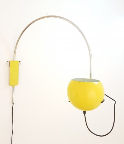 Gepo wall lamp, 1970s