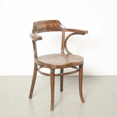 Thonet armchair 233 or bankers chair