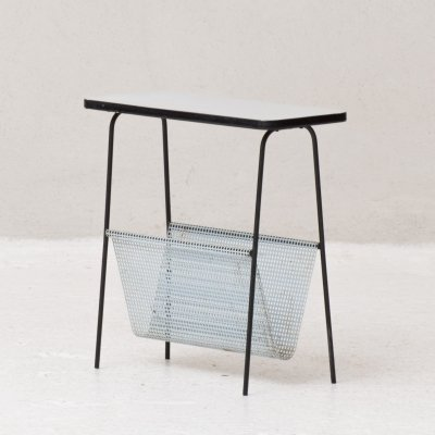 Side table by Pilastro, Dutch design 1960's