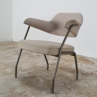 Very rare 'Sikkens' low chair by Rob Parry, 1960