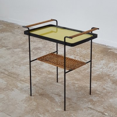 Exquisite french side table from the 50s