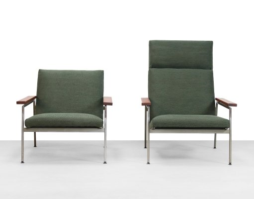 Set of two Rob Parry arm chairs by Gelderland