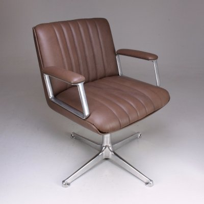 Mid-Century Osvaldo Borsani Office Chair, 1960's