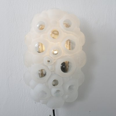 Wall lamp by Helena Tynell for Glashütte Limburg, 1960s