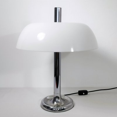 German Table Lamp by Egon Hillebrand, 1970's