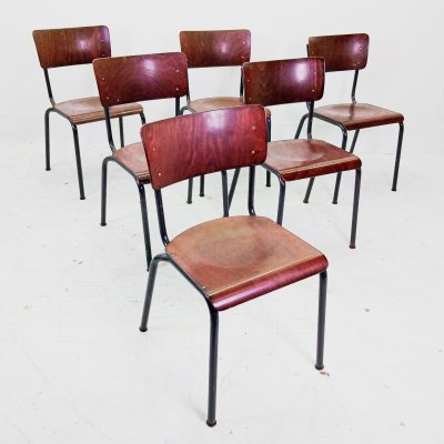 PAG Rosewood School Chairs