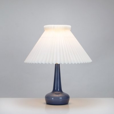 Night Blue Model 311 Table Lamp by Le Klint, Denmark