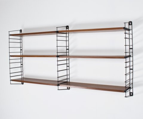 Wall unit by D. Dekker for Tomado, 1960s