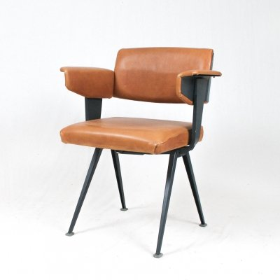 Resort arm chair by Friso Kramer for Ahrend de Cirkel, 1960s