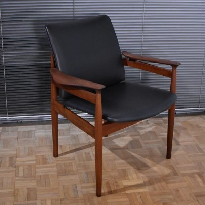 Finn Juhl Model 192 Chair for France & Son