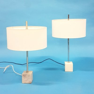 Rare table lamp by Raak Amsterdam, Netherlands, 1960s