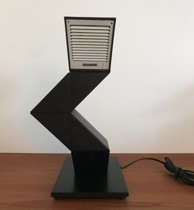 Zig-Zag desk lamp by Massive, 1980s
