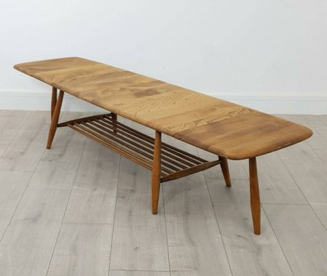 Extendable Ercol Coffee Table, 1960s