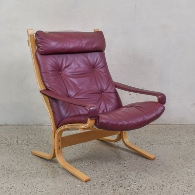 Siesta Chair by Ingmar Relling for Westnofa