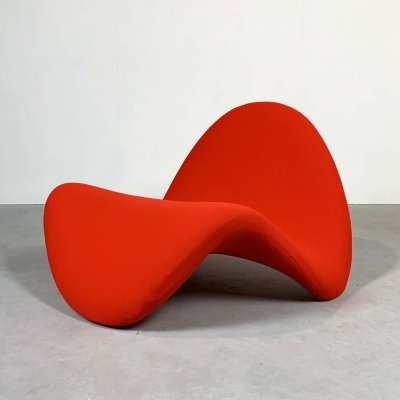 Tongue Chair by Pierre Paulin for Artifort, 1960s
