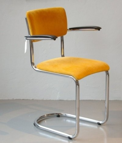 Toon De Wit 1017 chair, 1960s